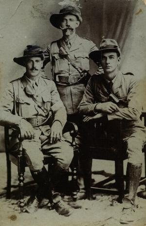 Boer Warriors
